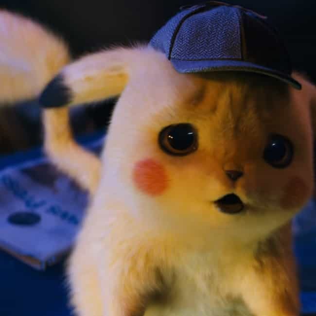 So Lonely is listed (or ranked) 4 on the list The Best Pokémon: Detective Pikachu Movie Quotes