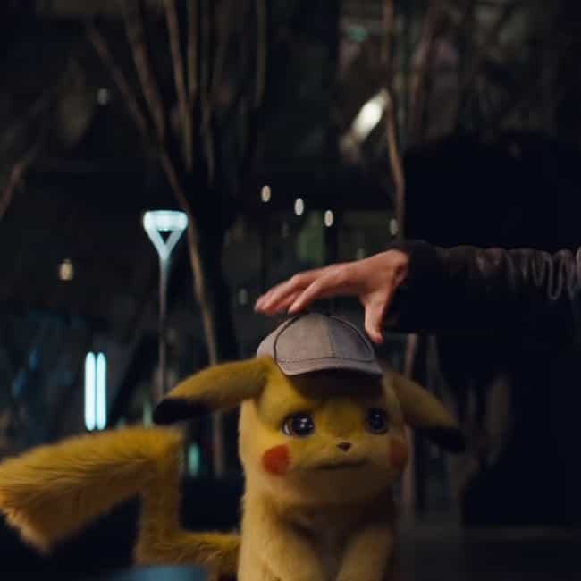 There's Magic is listed (or ranked) 2 on the list The Best Pokémon: Detective Pikachu Movie Quotes