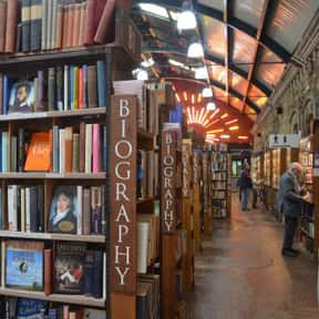 Read all those books you never is listed (or ranked) 5 on the list The Best Gap Year Programs, Destinations, And Activities