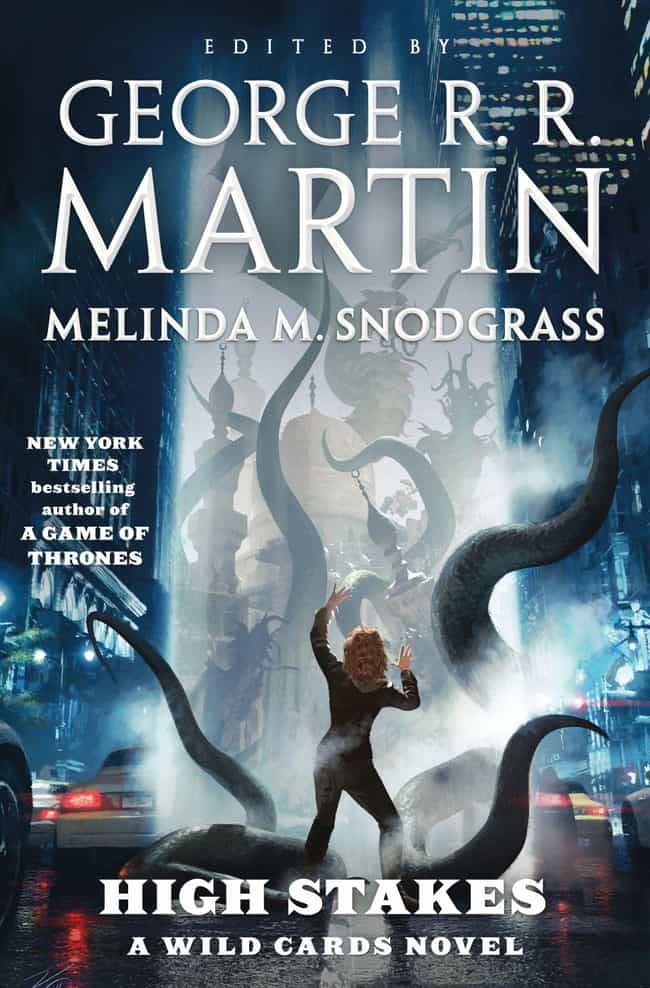 The 'Wild Cards' Series is listed (or ranked) 3 on the list Everything George RR Martin Has Been Working On Instead Of 'The Winds Of Winter'