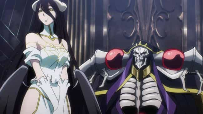 Overlord is listed (or ranked) 1 on the list The 13 Best Anime Like 'That Time I Got Reincarnated As A Slime'