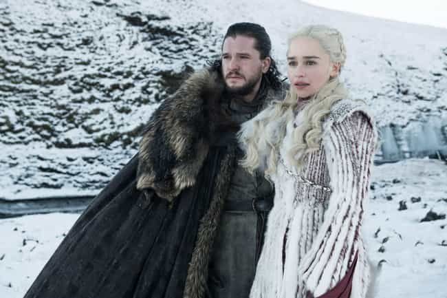 The First Episode Airs In Apri... is listed (or ranked) 4 on the list Everything We Know About 'Game of Thrones' Season 8