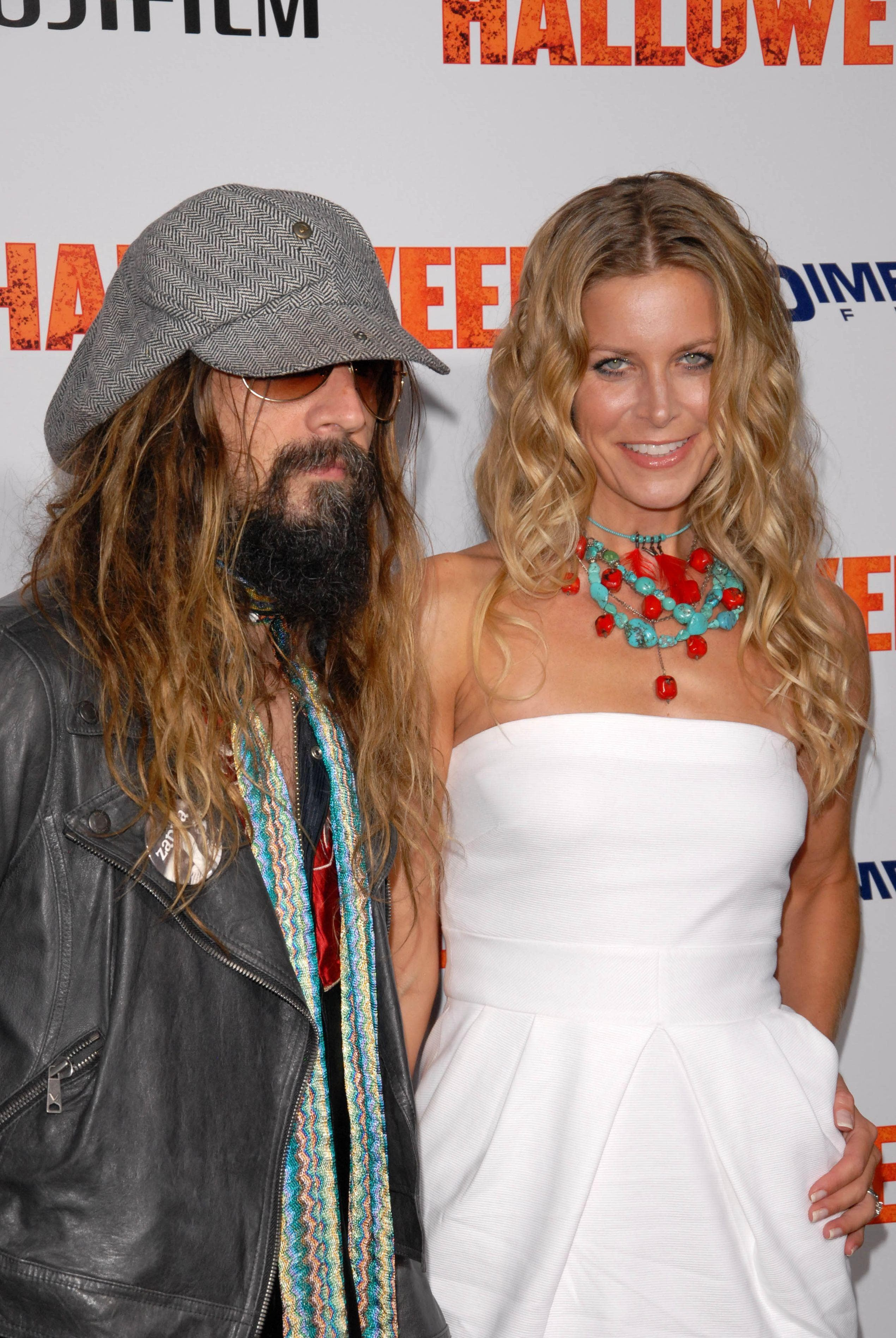 Random Proof Rob Zombie And His Wife Sheri Moon Are Relationship Goals