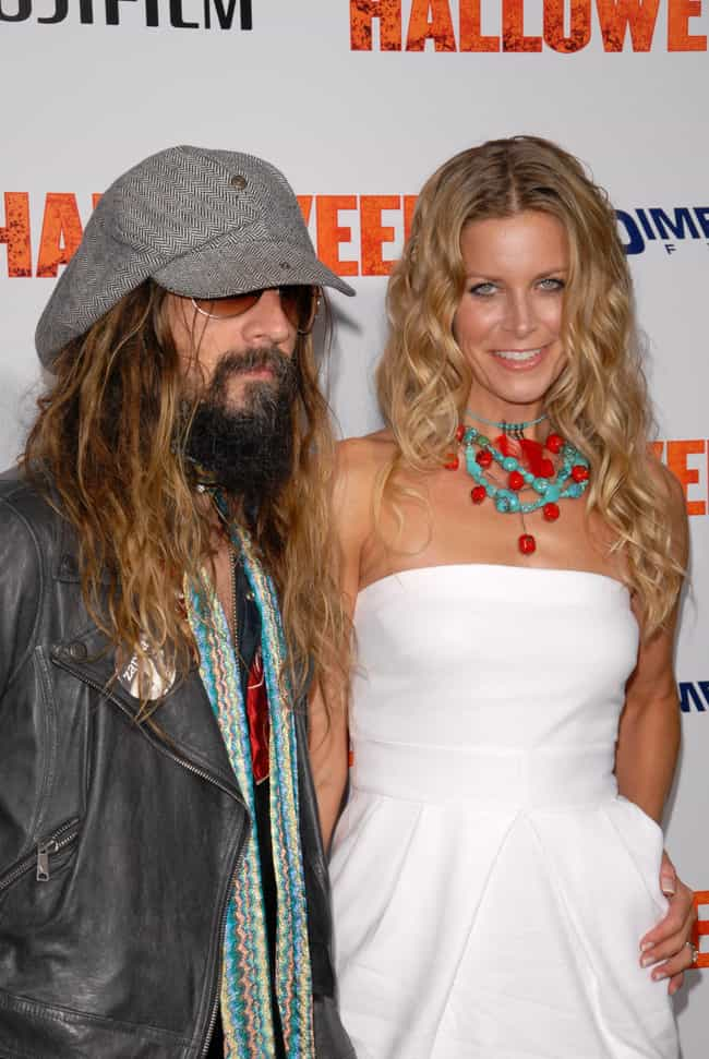 They've Been Together Fo... is listed (or ranked) 1 on the list Proof Rob Zombie And His Wife Sheri Moon Are Relationship Goals