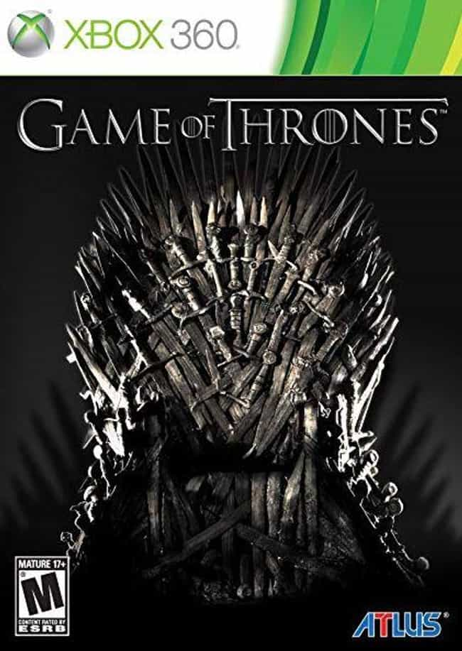 'Game Of Thrones' The Video Ga... is listed (or ranked) 4 on the list Everything George RR Martin Has Been Working On Instead Of 'The Winds Of Winter'