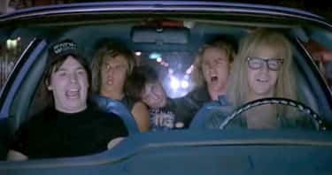 The Scene Was Inspired By Mike Myers's Joyrides As An Adolescent