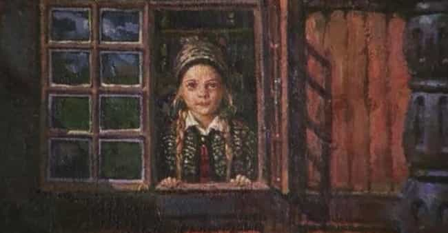 There's A Girl Trapped In A Pa... is listed (or ranked) 3 on the list 'The Witches' Is The Scariest Children's Movie In Existence - And It's Even Darker Looking Back