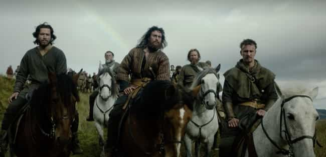 The Scots Would Have Worn Yell... is listed (or ranked) 4 on the list Everything 'Outlaw King' Gets Wrong About History And Robert The Bruce