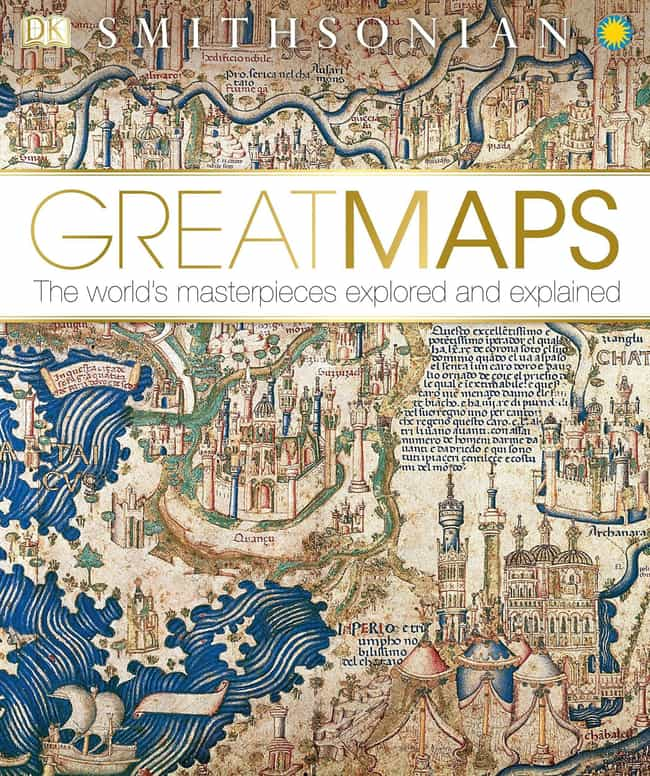 Great Maps: The World's Master... is listed (or ranked) 3 on the list Coffee Table Books For History Nerds
