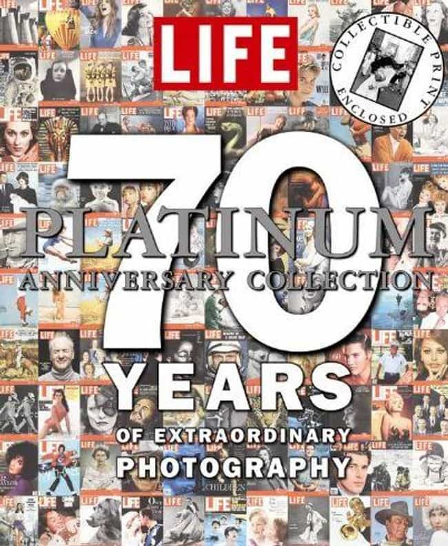 LIFE: 70 Years Of Extraordinar... is listed (or ranked) 4 on the list Coffee Table Books For History Nerds