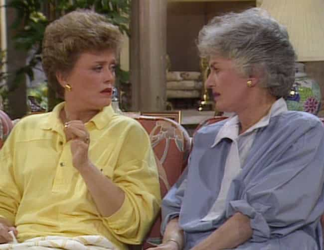 Bea Arthur And Rue McClanahan ... is listed (or ranked) 1 on the list Behind-The-Scenes Secrets From 'The Golden Girls'
