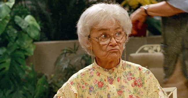 Estelle Getty Had Intense Stag... is listed (or ranked) 2 on the list Behind-The-Scenes Secrets From 'The Golden Girls'