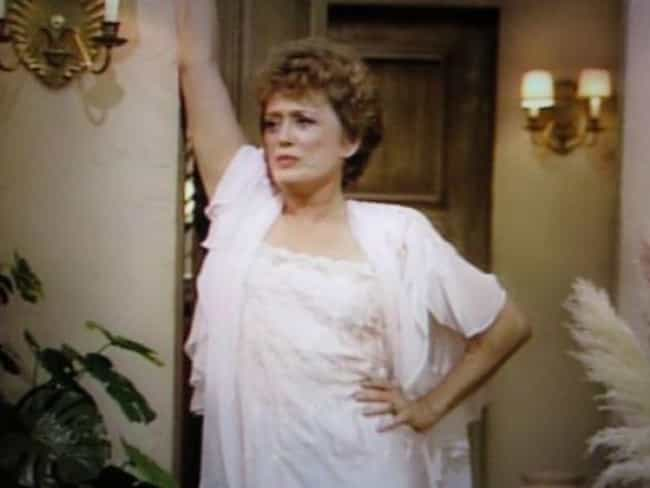 Rue McClanahan Kept Blanche's ... is listed (or ranked) 3 on the list Behind-The-Scenes Secrets From 'The Golden Girls'