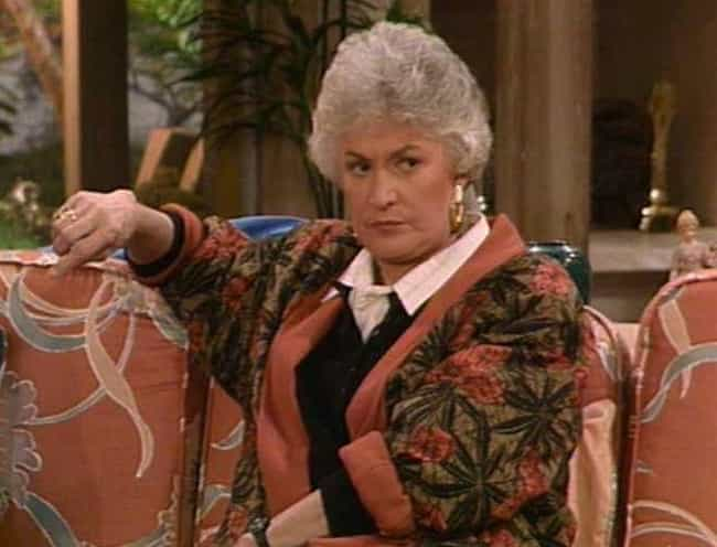 Bea Arthur Was Upset By The Wr... is listed (or ranked) 4 on the list Behind-The-Scenes Secrets From 'The Golden Girls'