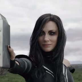 Hela is listed (or ranked) 9 on the list The Best Characters In The Thor Movies