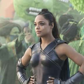 Valkyrie is listed (or ranked) 7 on the list The Best Characters In The Thor Movies