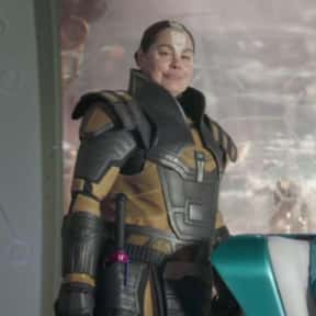 Topaz is listed (or ranked) 23 on the list The Best Characters In The Thor Movies
