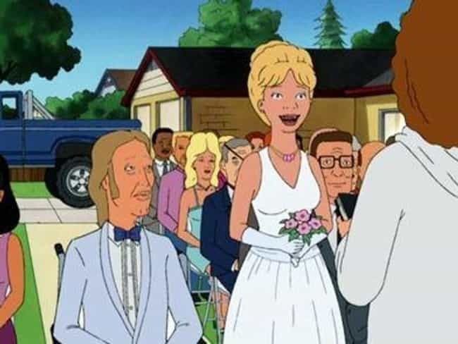 'Lucky's Wedding Suit' Was Alm... is listed (or ranked) 1 on the list 16 Things About 'King Of The Hill' You Never Knew