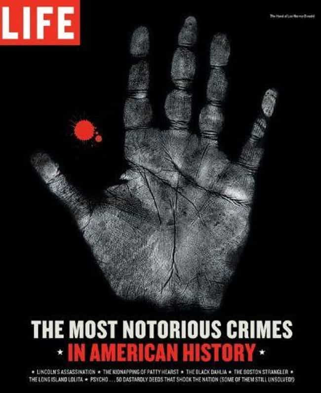 LIFE: The Most Notorious Crime... is listed (or ranked) 2 on the list Coffee Table Books For Your Friend Who's Obsessed With True Crime
