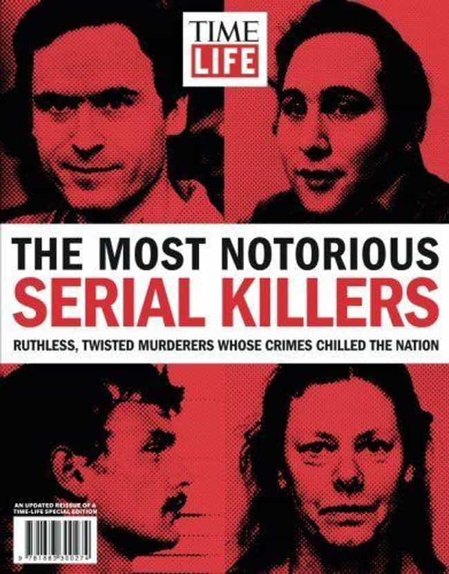 The Most Notorious Serial Kill... is listed (or ranked) 3 on the list Coffee Table Books For Your Friend Who's Obsessed With True Crime