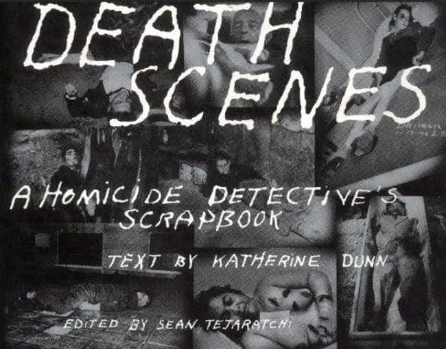 Death Scenes: A Homicide Detec... is listed (or ranked) 1 on the list Coffee Table Books For Your Friend Who's Obsessed With True Crime
