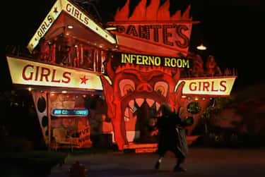 Beetlejuice Goes To Dante's In is listed (or ranked) 1 on the list All The Insane And Horrifying Scenes In 'Beetlejuice' That Were Impossible To Understand As A Child