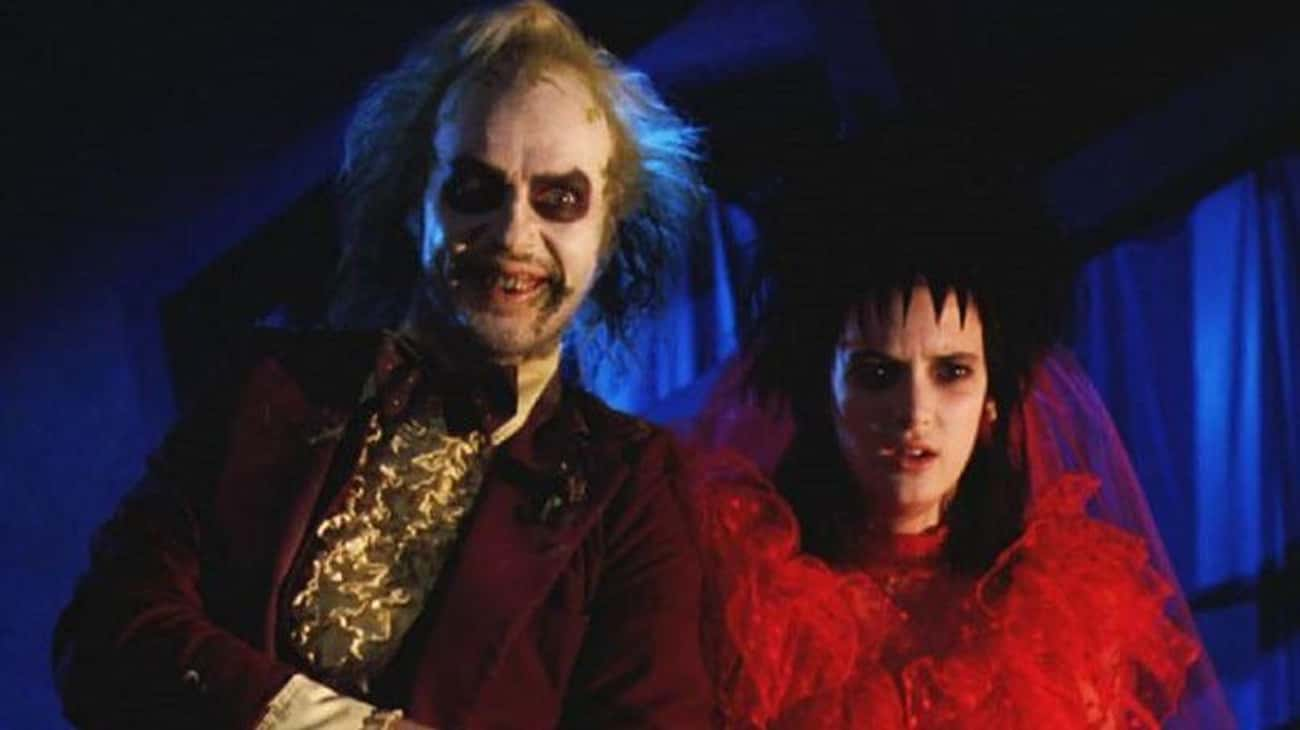 Beetlejuice Tries To Marry A T is listed (or ranked) 2 on the list All The Insane And Horrifying Scenes In 'Beetlejuice' That Were Impossible To Understand As A Child