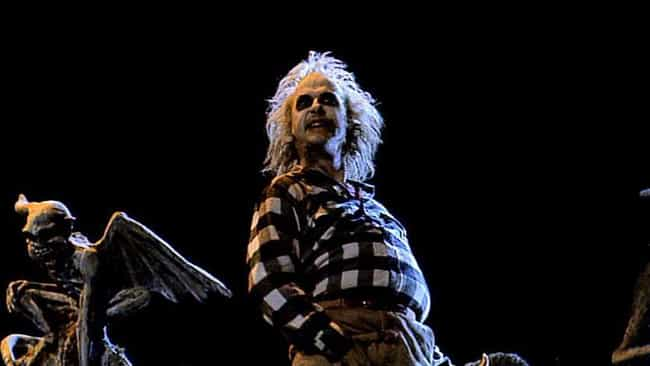 There's An Out-Of-Place Crotch... is listed (or ranked) 4 on the list All The Insane And Horrifying Scenes In 'Beetlejuice' That Were Impossible To Understand As A Child