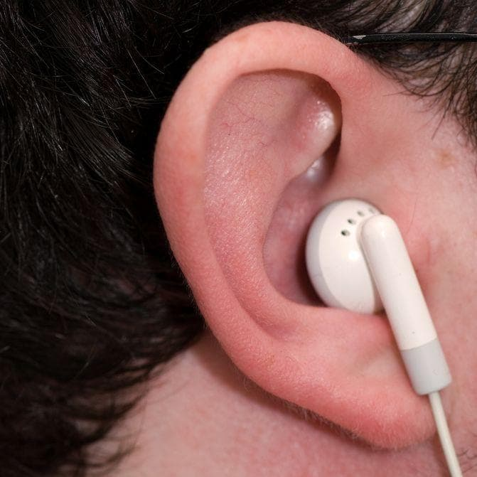 Keep your earbuds in on Random Best Ways To Avoid Your Family On Thanksgiving