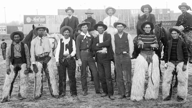 Surviving On The Frontier Didn is listed (or ranked) 6 on the list There's A Hidden History Of Freed Slaves Becoming Cowboys You Haven't Seen In Hollywood Films