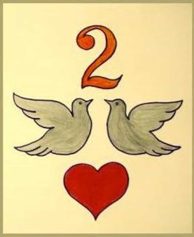 Two Turtle Doves is listed (or ranked) 2 on the list Ranking What Your True Love Sent Over The Twelve Days Of Christmas