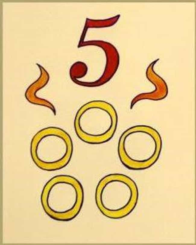 Five Golden Rings is listed (or ranked) 1 on the list Ranking What Your True Love Sent Over The Twelve Days Of Christmas