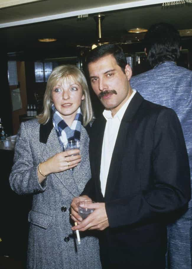 Mercury Considered Austi... is listed (or ranked) 1 on the list All About Mary Austin, The Love Of Freddie Mercury's Life