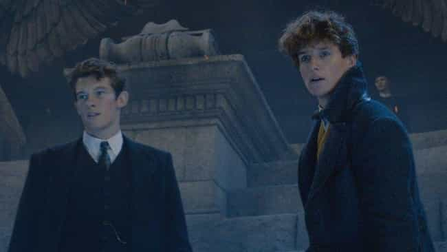 Polyjuice Potion - When ... is listed (or ranked) 1 on the list All The Connections Between 'Fantastic Beasts 2' And 'Harry Potter'