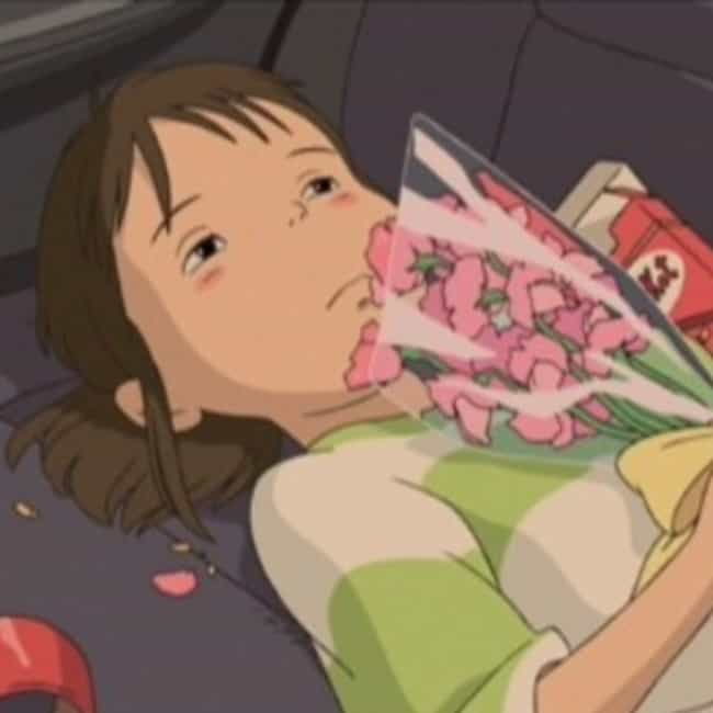 A Goodbye Present is listed (or ranked) 3 on the list The Best Spirited Away Quotes
