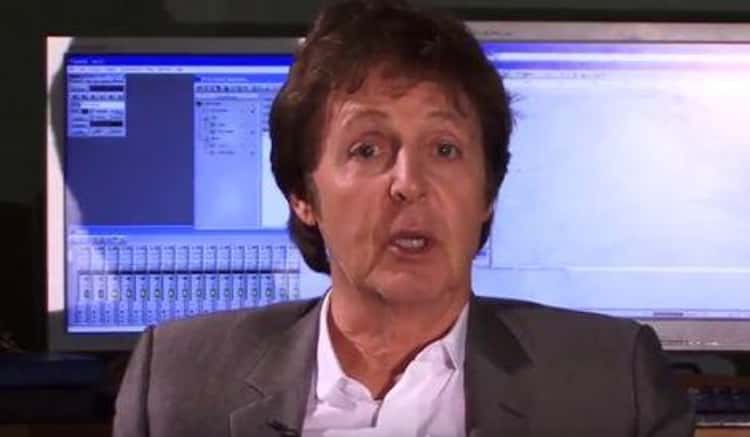 Zombie Shared A Video Narrated By Paul McCartney To Explain His Veganism
