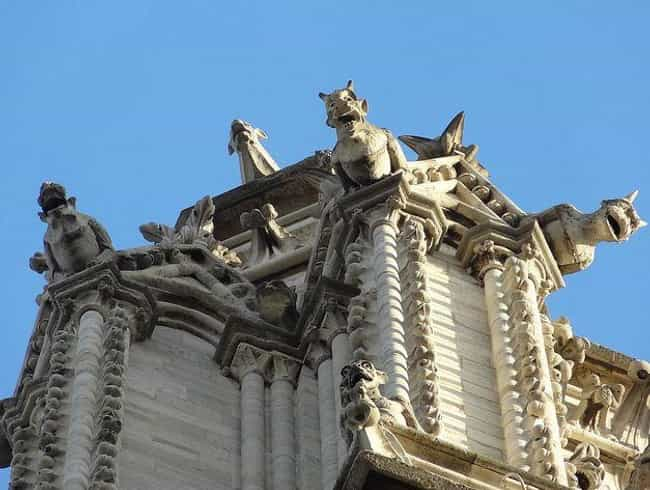 Ancient Churches Used The Scul... is listed (or ranked) 1 on the list The Dark History Of Gargoyles, The Creatures That Inspired Your Favorite Childhood Cartoon