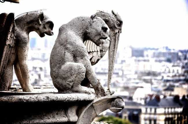 Anything Can Be A Gargoyle is listed (or ranked) 3 on the list The Dark History Of Gargoyles, The Creatures That Inspired Your Favorite Childhood Cartoon