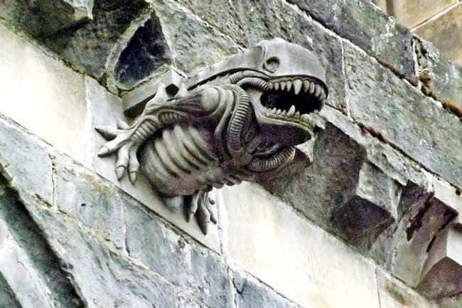 The Dark History Of Gargoyles