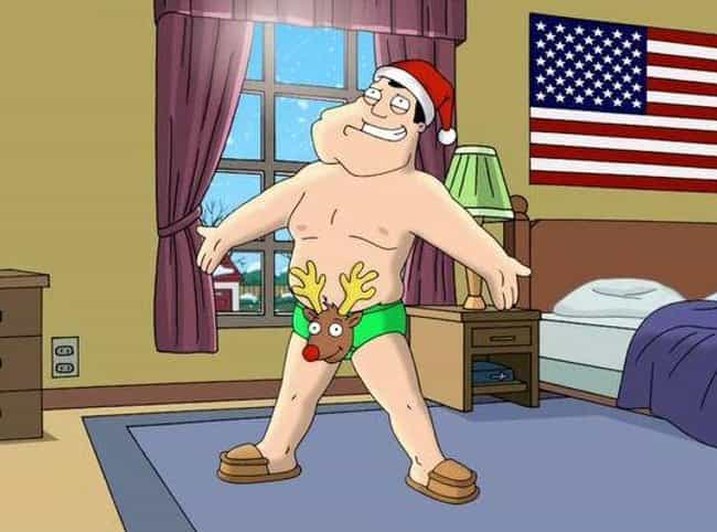Dreaming of a White Pors... is listed (or ranked) 8 on the list The Best Christmas Episodes On 'American Dad!'
