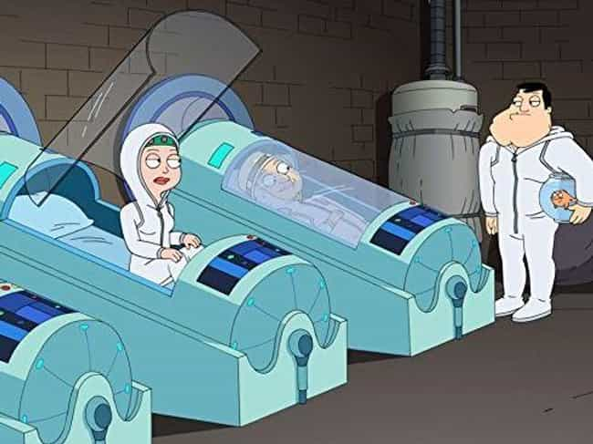 Ninety North, Zero West ... is listed (or ranked) 5 on the list The Best Christmas Episodes On 'American Dad!'