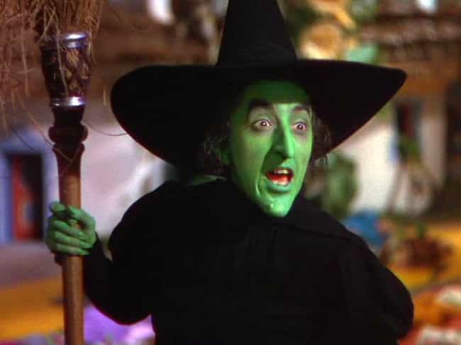 She Wasn't The First Cho... is listed (or ranked) 1 on the list Things You Didn't Know About Margaret Hamilton, The Wicked Witch Who Could Never Shed Her Rep