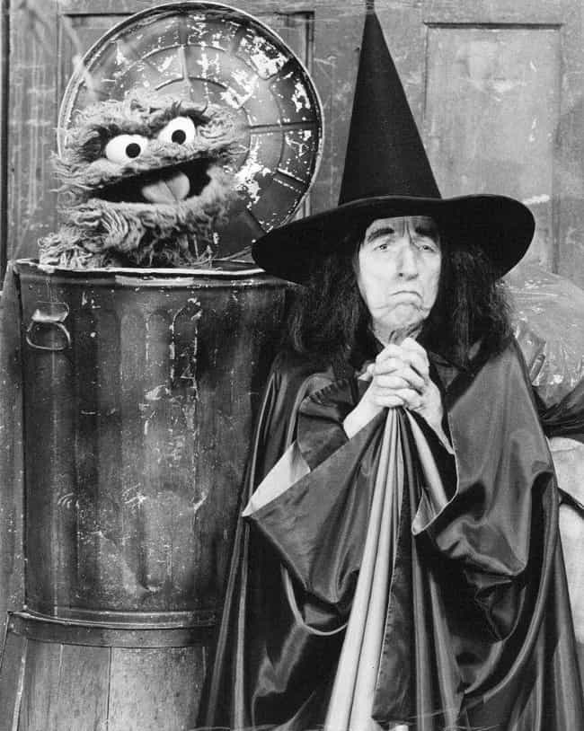 She Played The Wicked Wi... is listed (or ranked) 2 on the list Things You Didn't Know About Margaret Hamilton, The Wicked Witch Who Could Never Shed Her Rep
