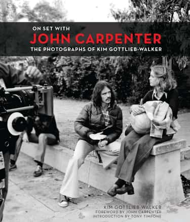 On Set With John Carpenter is listed (or ranked) 2 on the list 16 Coffee Table Books For People Obsessed With Horror