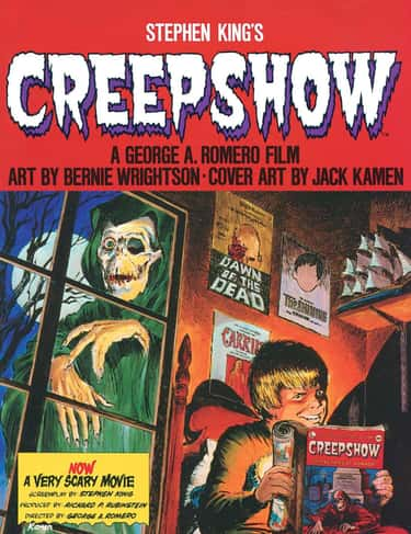 Creepshow is listed (or ranked) 1 on the list 16 Coffee Table Books For People Obsessed With Horror