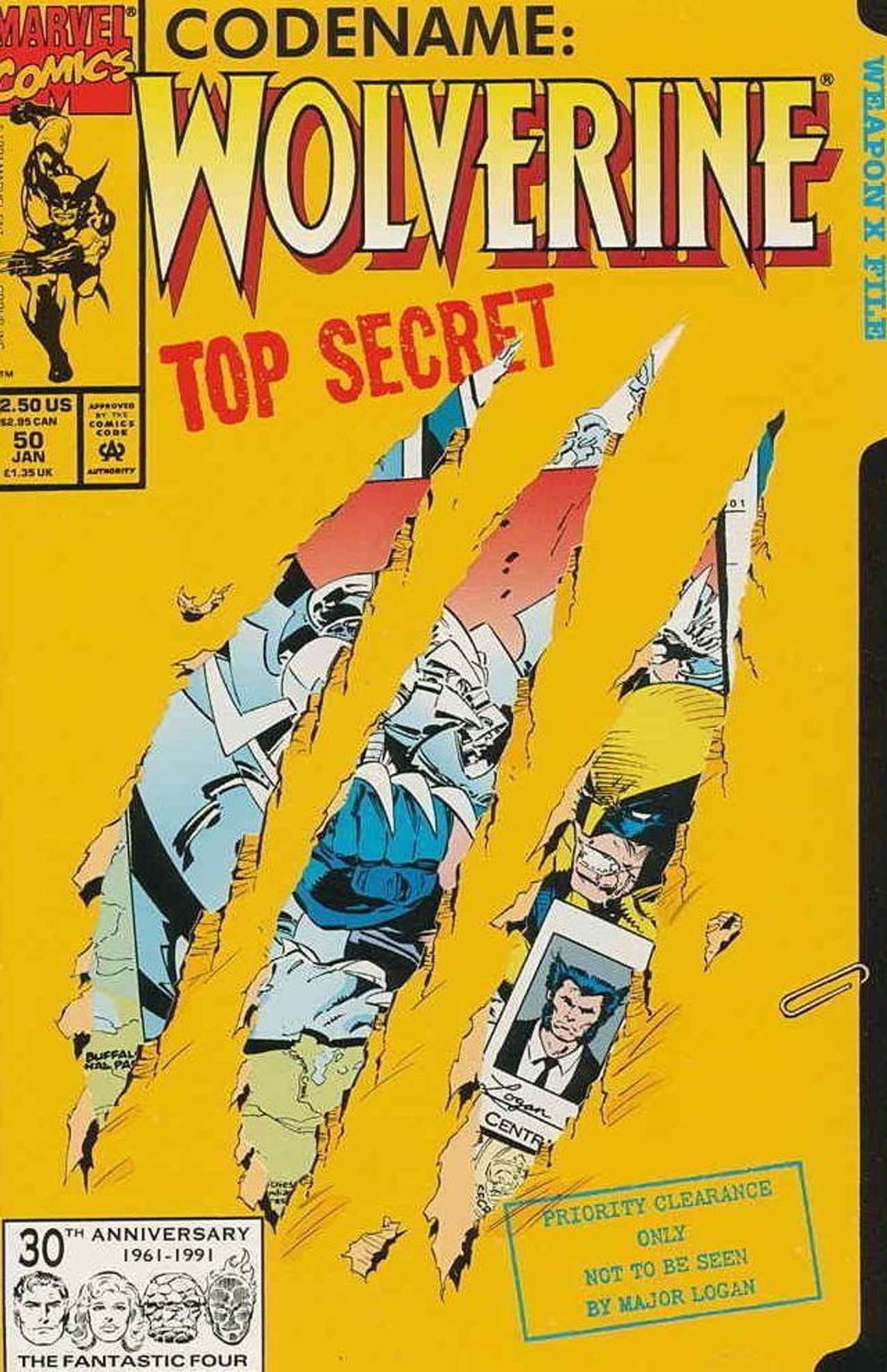 They Bought Into The Spec Mark is listed (or ranked) 1 on the list Marvel Comics Almost Destroyed Themselves In The '90s - And It Took Years To Recover