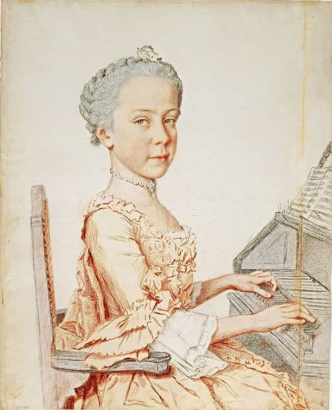 When Maria Josepha Died ... is listed (or ranked) 2 on the list Marie Antoinette Had 15 Siblings, But She Was Not The Favorite