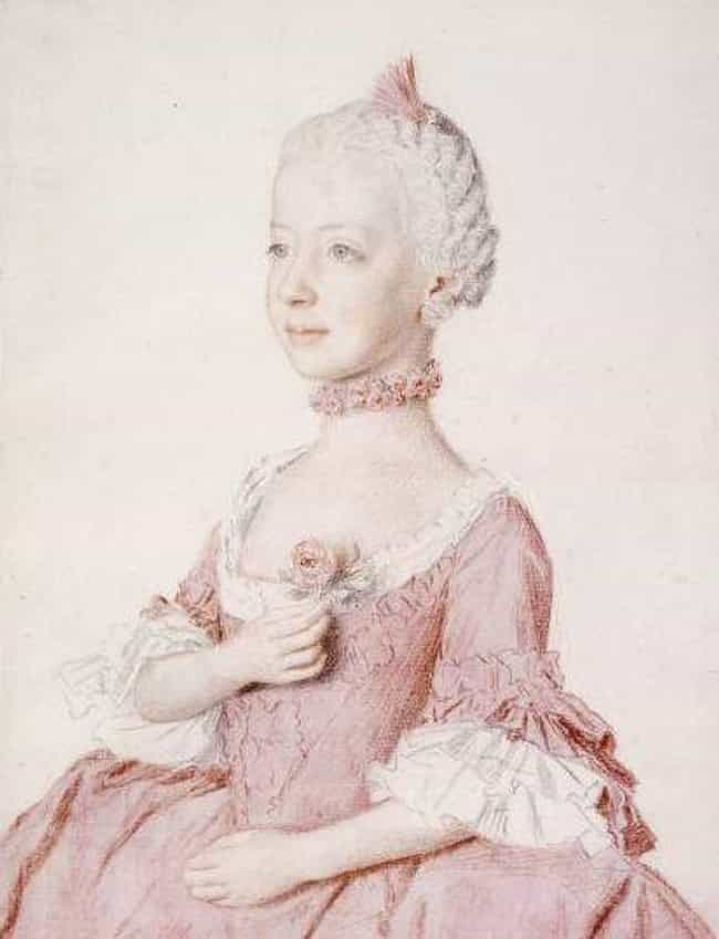Maria Carolina Became A ... is listed (or ranked) 3 on the list Marie Antoinette Had 15 Siblings, But She Was Not The Favorite