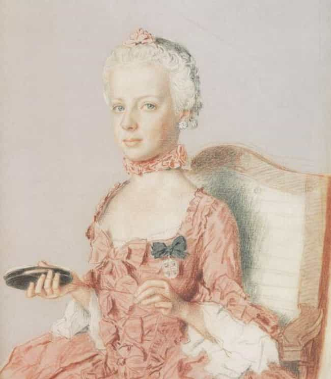 Marie Antoinette Was The... is listed (or ranked) 8 on the list Marie Antoinette Had 15 Siblings, But She Was Not The Favorite