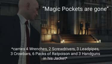It Pays To Be Creative is listed (or ranked) 2 on the list The Best 'Hitman 2' And 'Hitman' Memes
